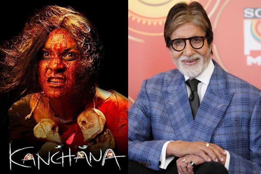 Amitabh Bachchan To Play A Transgender in Kanchana