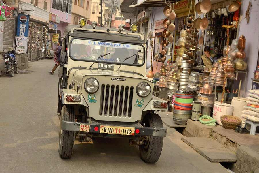 Visit Local Villages taking Jeep SafariVisit Local Villages taking Jeep Safari