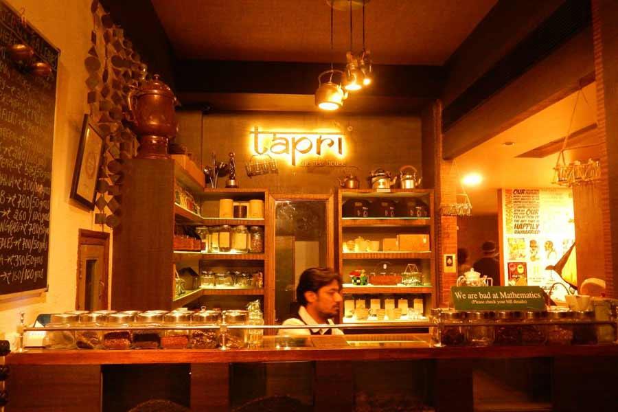 Taste Cutting Chai at Tapri- the Tea House
