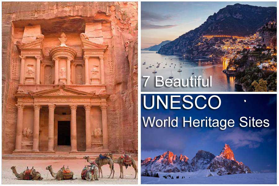 7 Beautiful UNESCO World Heritage Sites