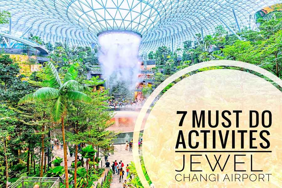 Exciting Things To Do At Singapore's Changi Airport
