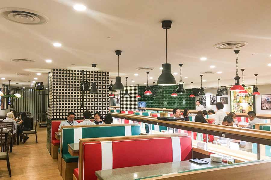 Tea Parlour: TungLok tea house
