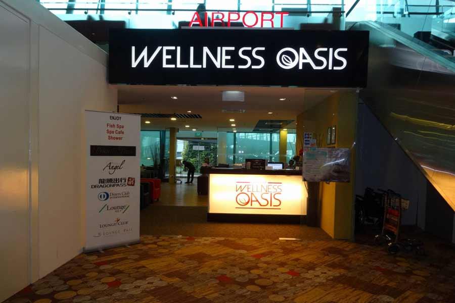 Airport Wellness Oasis
