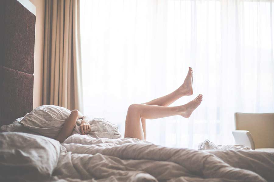 Both men and women experience arousal during dreams