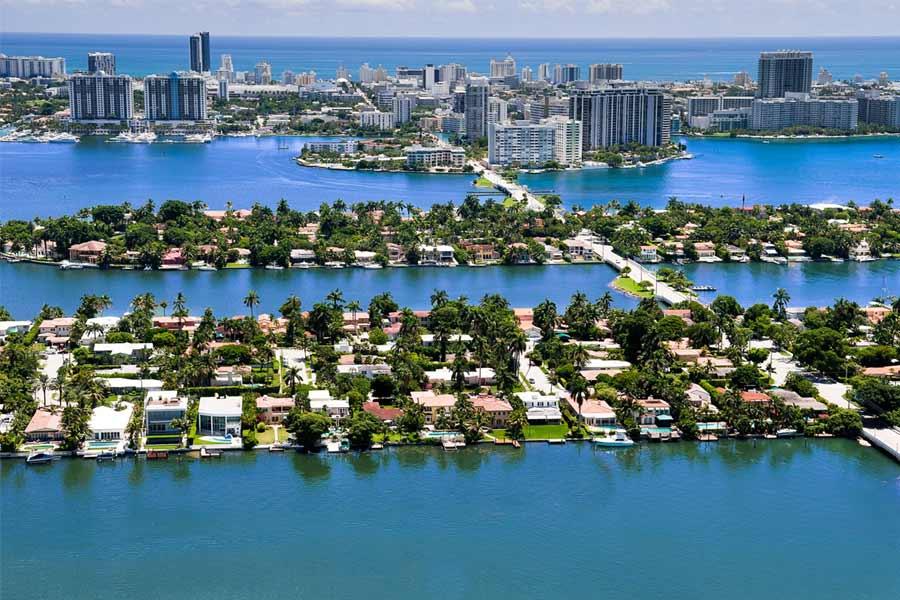 The Venetian Islands, Florida