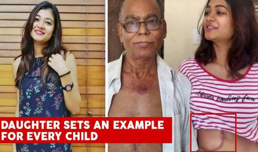 Rakhi Dutta Donates Liver To Her Dad To Spare His Life