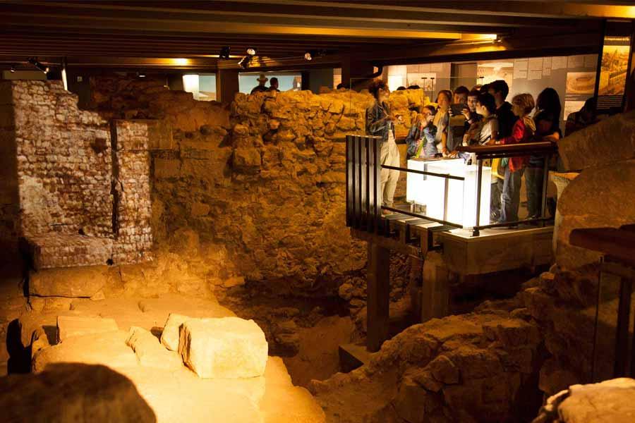 Archaeological Crypt