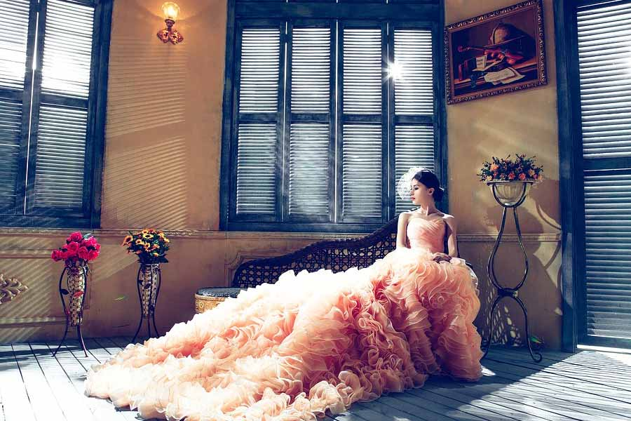 Amazing Wedding Dress Trends