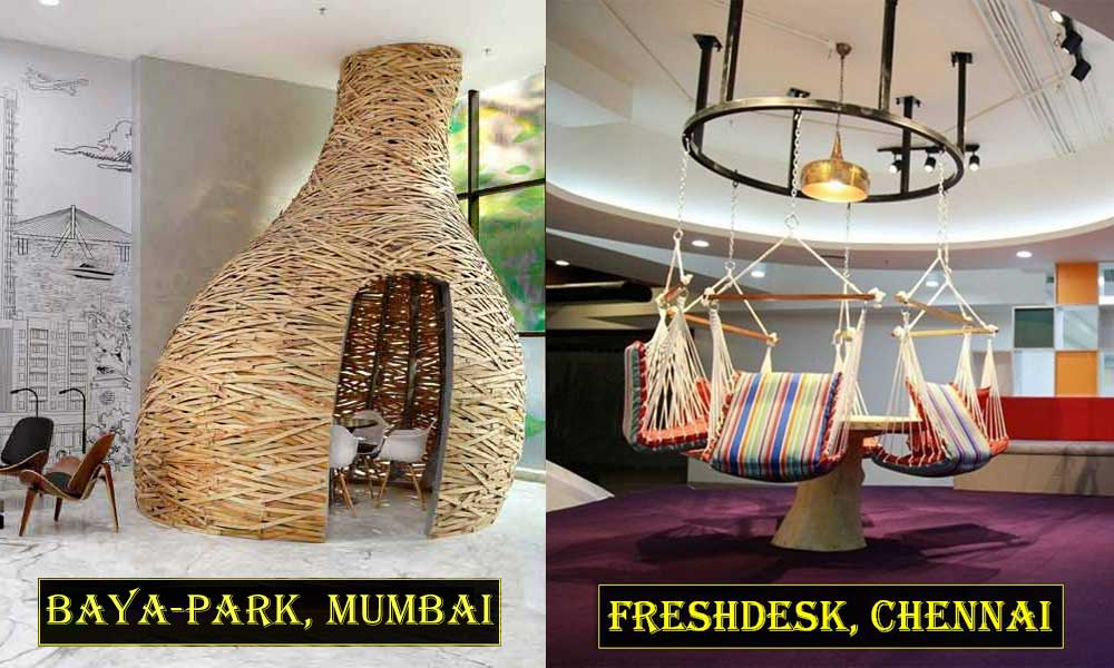 9 Of The Super Cool Offices in India You Wish You Worked At