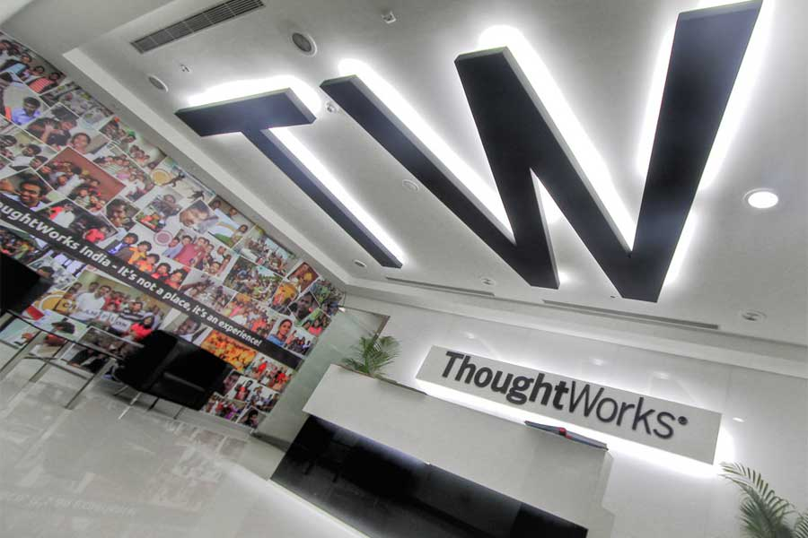 Thought Works, office Chennai
