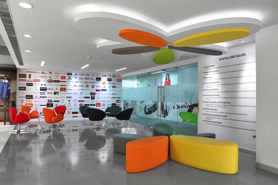 Myntra, office Bangalore