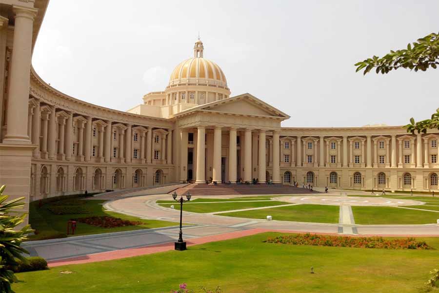 Infosys, office Mysore