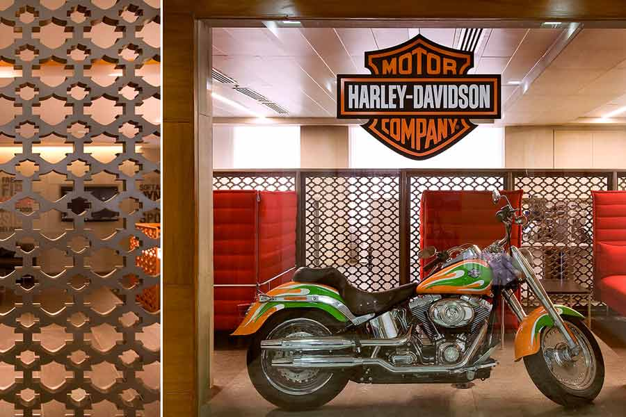 Harley Davidson, office Gurgaon