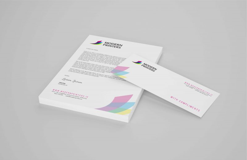 compliment slip printing and many other print services