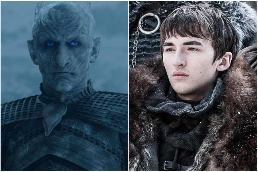Bran Stark is the Night King: Game of Thrones