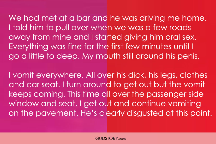 Most Embarrassing Sexual Moments