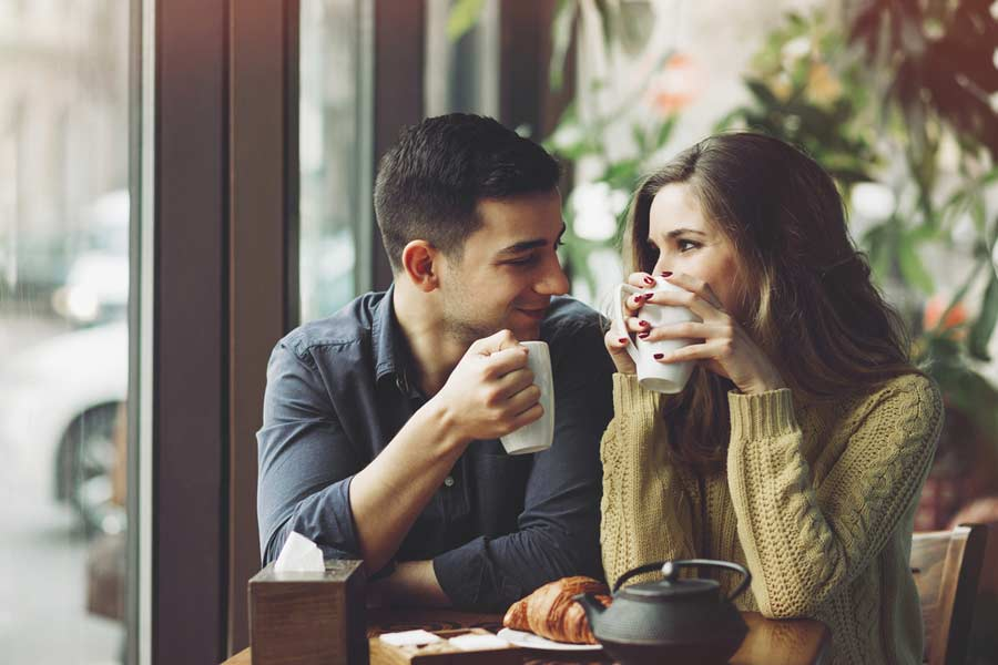 Get Coffee on Your First Date, Not Ice Cream