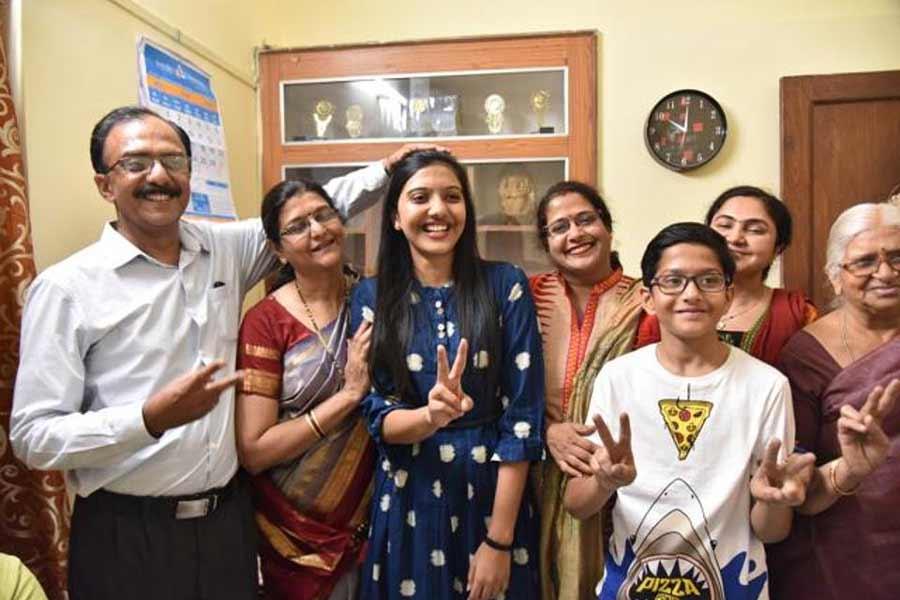 Srushti Jayant Deshmukh: UPSC 2019 Girls Topper