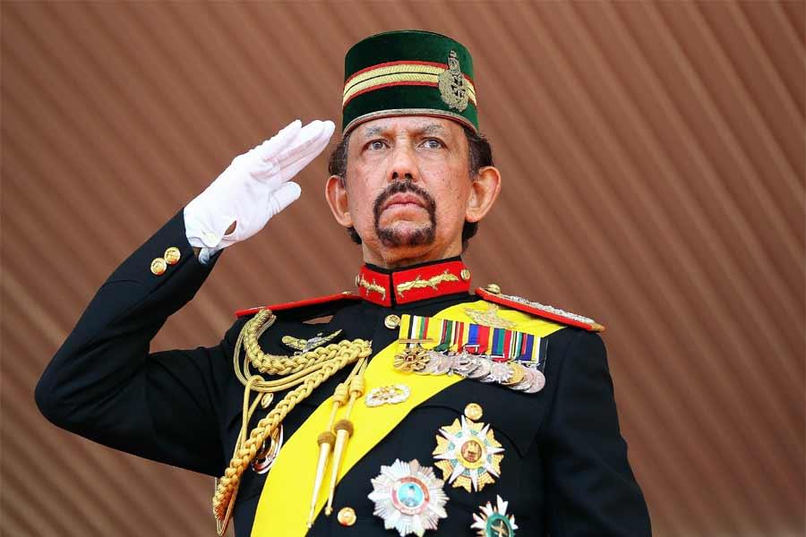 Brunei Announces Death Penalty For Same-Sex