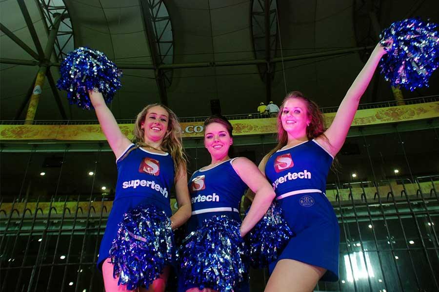 Rajasthan Royals cheerleaders
