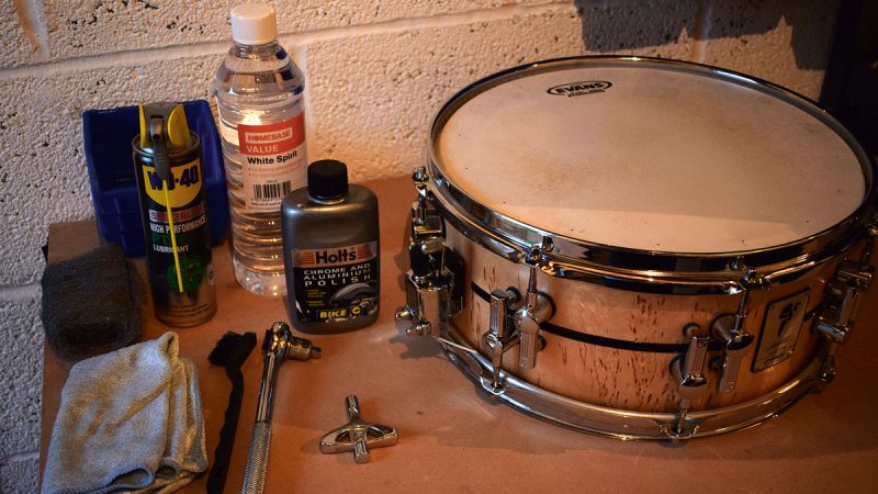 Cleaning your Kit