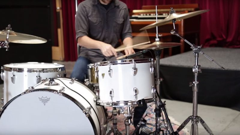 Caring for your Drum Set