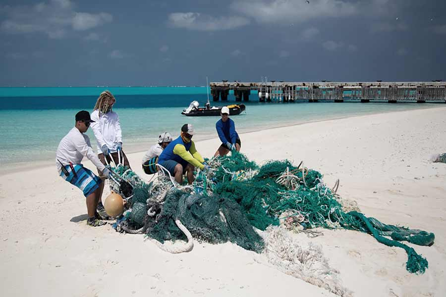 Adidas To Produce 11 Million Pairs of Shoes Using Recycled Ocean Plastic