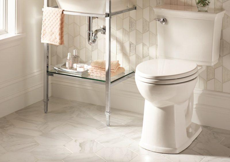 High-performance toilet