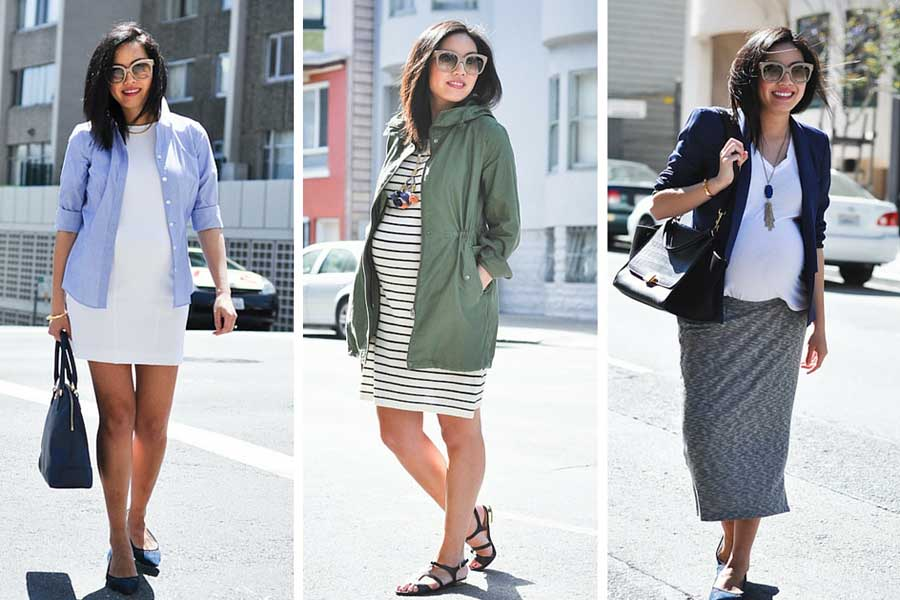 8 Super Stylish Maternity Clothing That Every Expecting Mother Should Have in Her Wardrobe