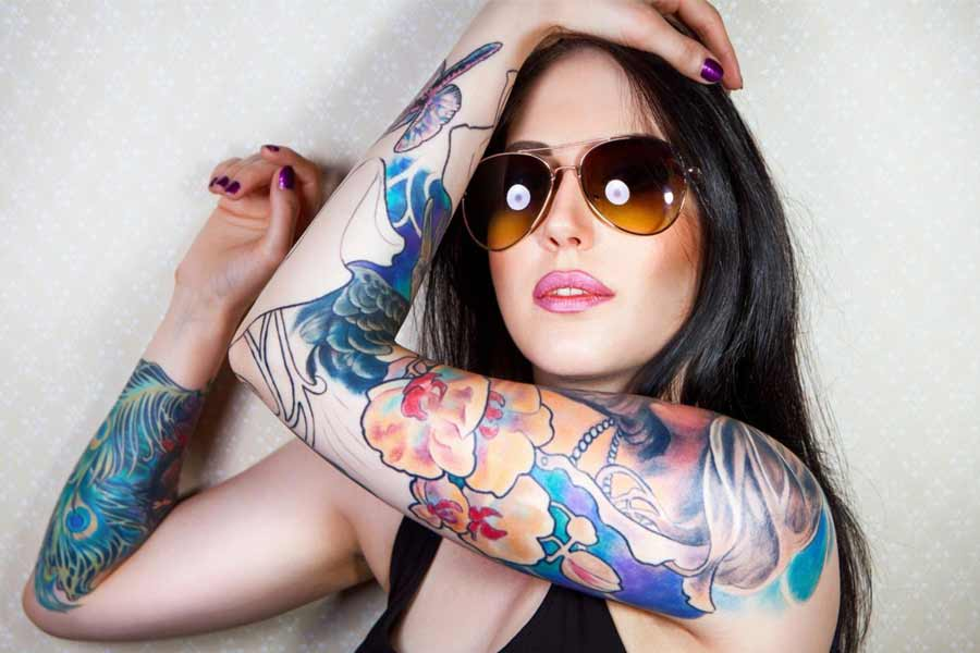 Myths About Women With Tattoos