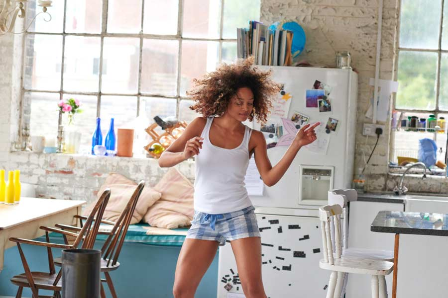 Things Girls Do When Mother is Not at Home