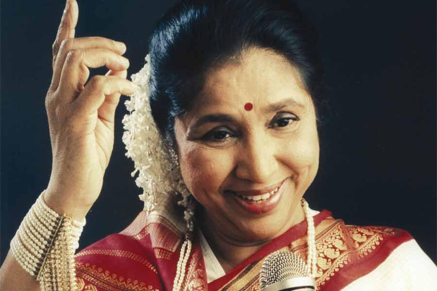 Asha Bhosle fell in love with Ganpatrao Bhosle