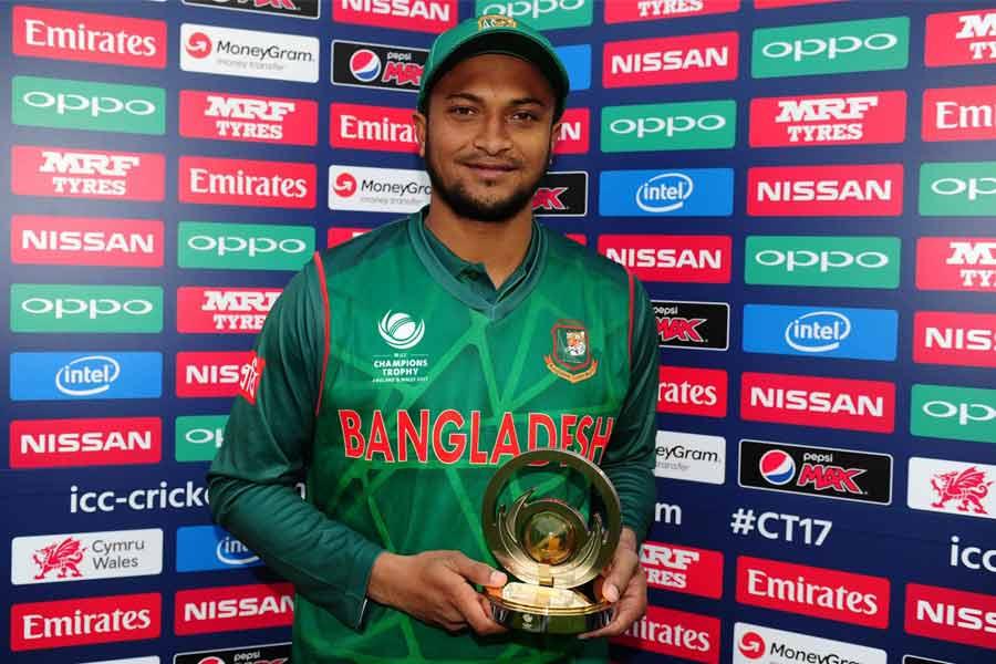 Shakib Al Hasan (Bangladesh)