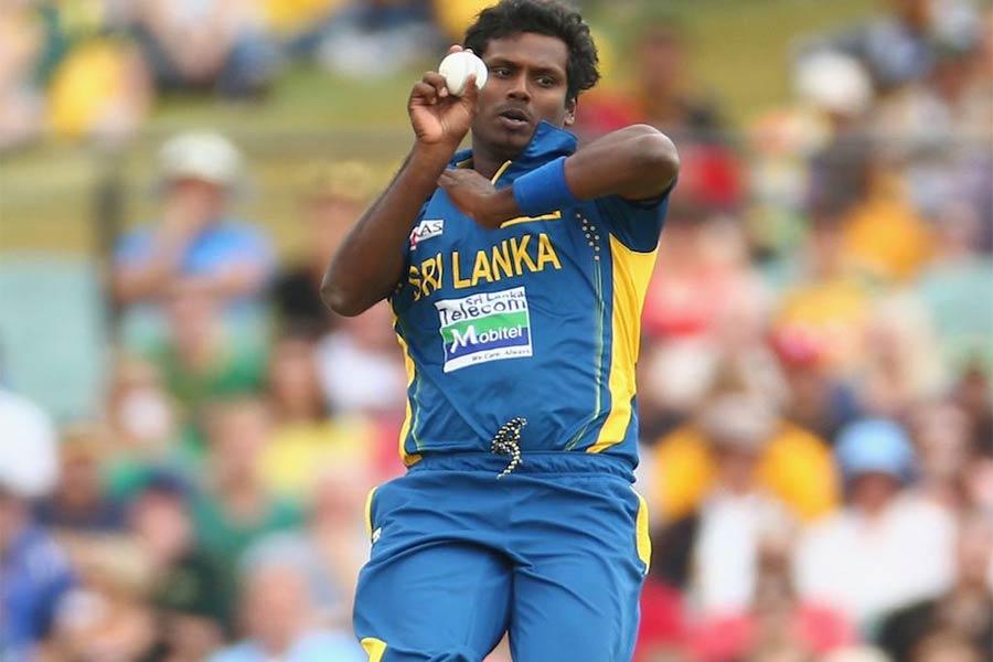 Angelo Mathews (Sri Lanka)