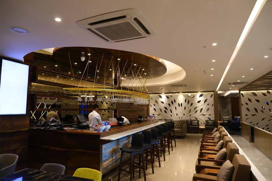 Travel Club Lounge by TFS, Domestic Departures Mumbai