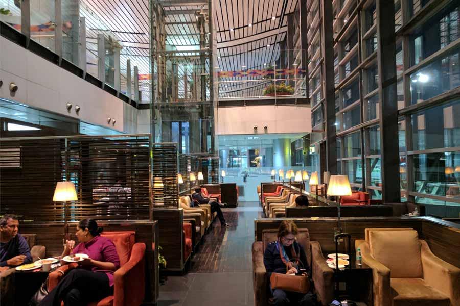 Plaza Premium Lounge, Hyderabad