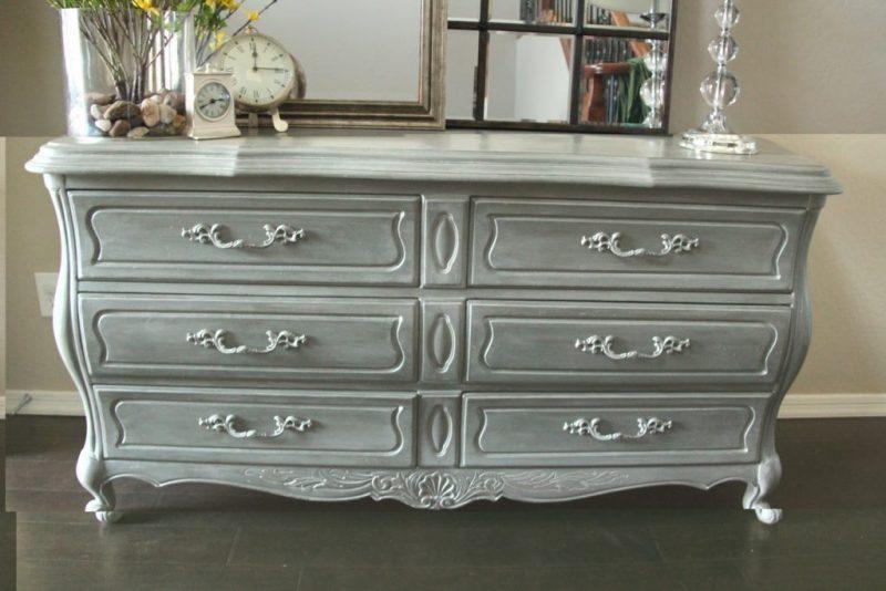 Holders or a dresser