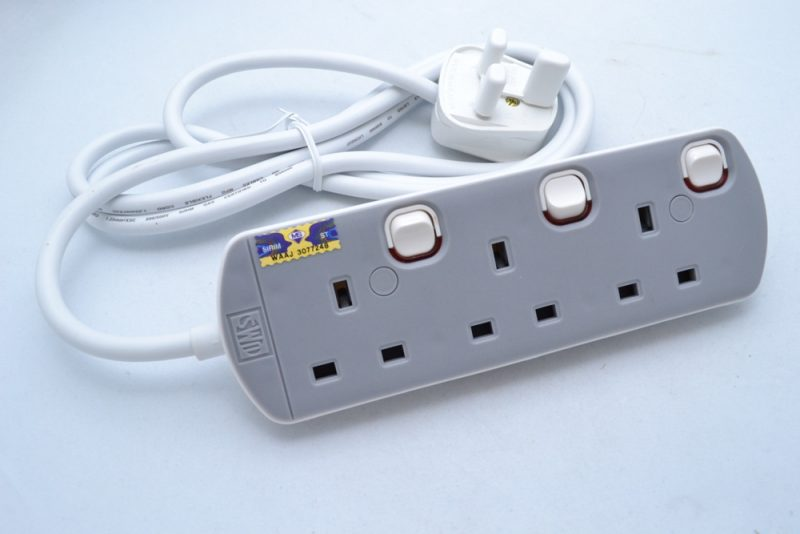 Cords extension and electrical extensions
