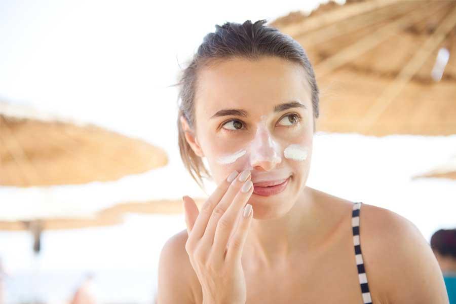Use a good quality moisturizing sunscreen