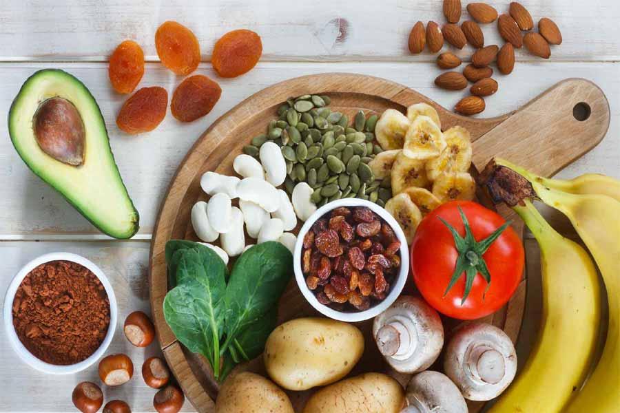 Increase intake of Vitamin K in your diet