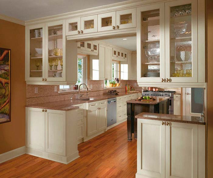Cabinets are a Family's Best Friend