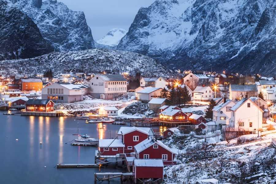 Ramadan in The Arctic Circle