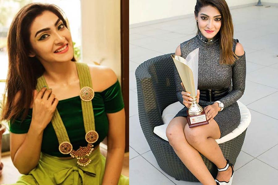 Akshara Reddy - Miss Super World Globe 2019
