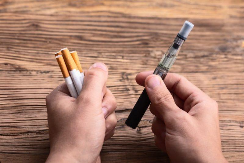 Top 5 Benefits of Vaping over Smoking
