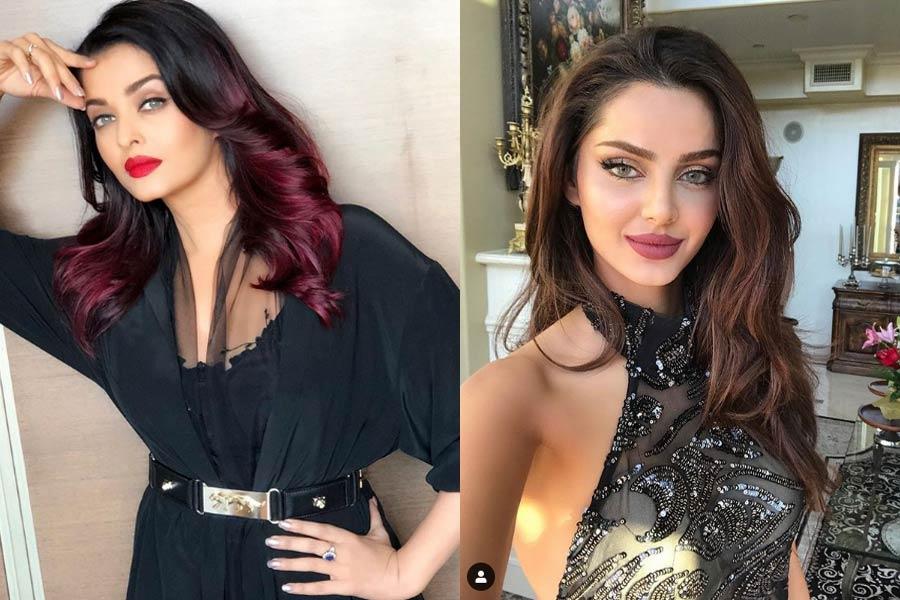 Meet Iranian Model Mahlagha Jaberi Who is a Look-Alike of Bollywood's Diva Aishwarya Rai Bachchan