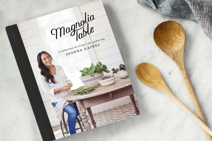 'Magnolia Table' Recipe Book by the Joanna Gaines