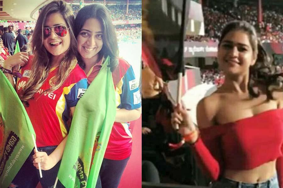 RCB Girl Deepika Ghose