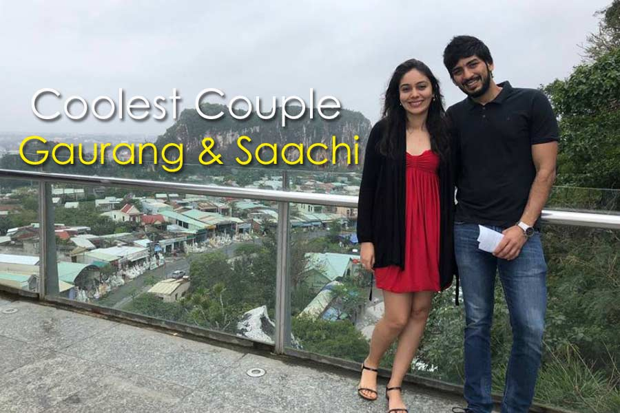 Meet the Coolest Couple Gaurang and Saachi for Whom Distance Doesn't Matters Being in a Relationship with Someone You Truly Love
