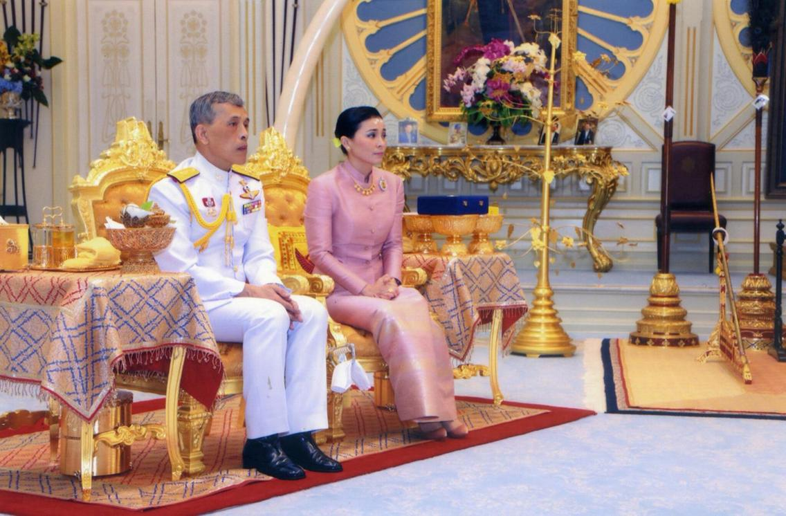 Thailand's King Marries Suthida