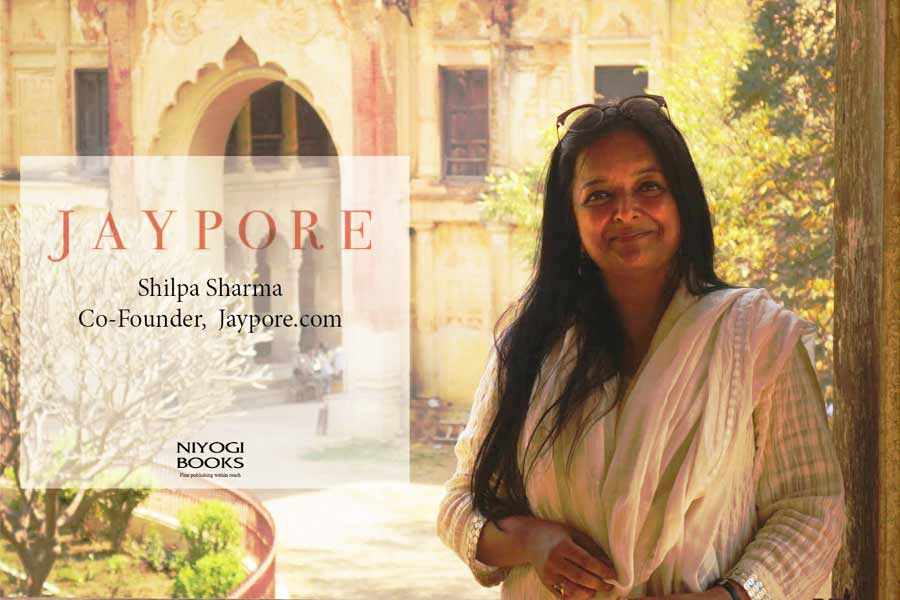 Shilpa Sharma, Co-Founder, Jaypore